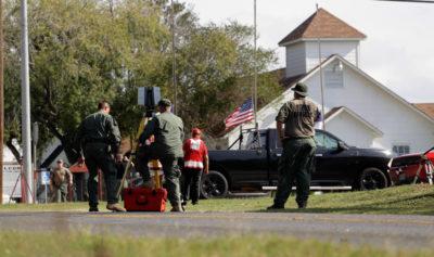 Esiste un video della strage nella chiesa di Sutherland Springs, in Texas