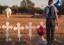 Perché tra i 26 morti della strage in Texas è stato contato anche un feto di otto mesi