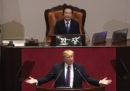 Donald Trump non è riuscito ad andare nella Zona demilitarizzata tra Corea del Sud e Corea del Nord a causa della nebbia