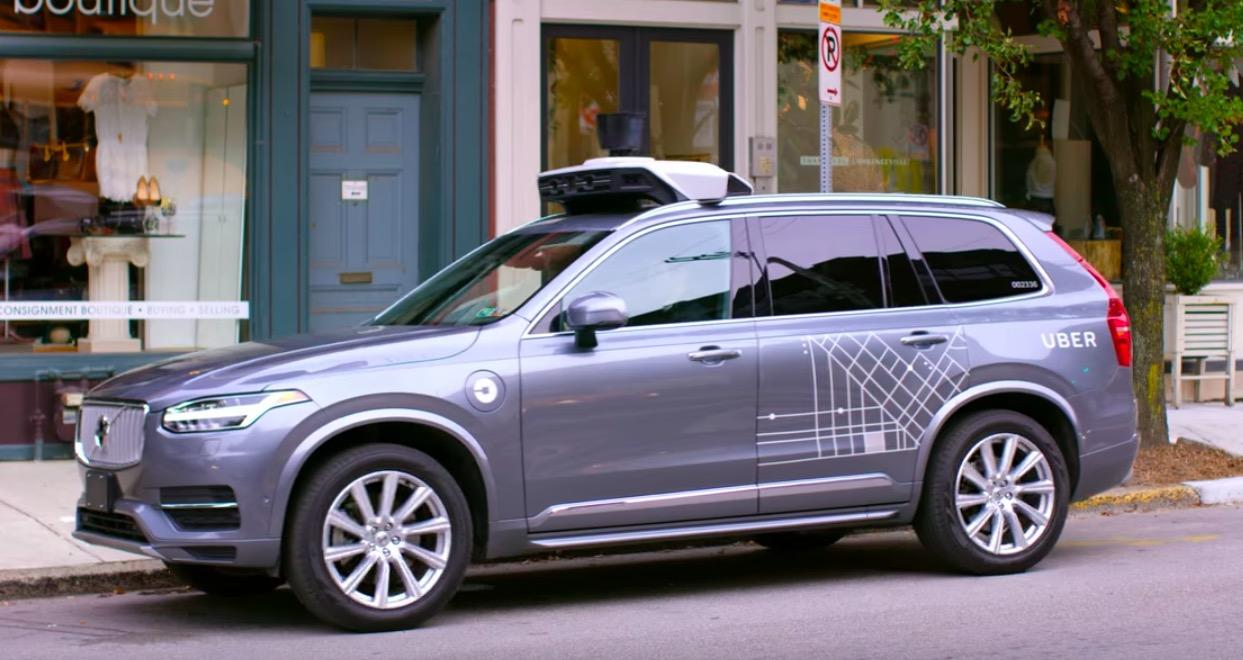 Volvo fornirà a Uber 24mila automobili che si guidano da sole, a partire dal 2019