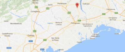 Un 23enne ha accoltellato un uomo di 48 anni che era accusato di averlo molestato, in provincia di Pordenone
