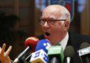 I video dell'agitata conferenza stampa di Tavecchio