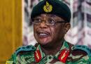 Il partito di governo dello Zimbabwe ha accusato il capo dell'esercito di