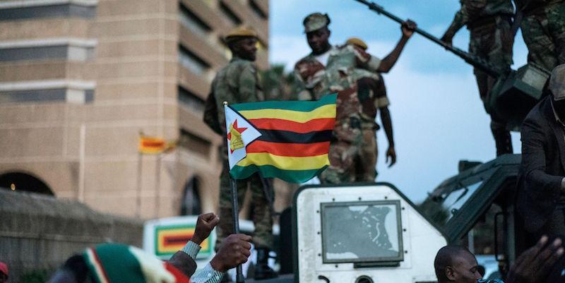 Incontri in Zimbabwe