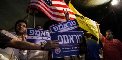 Trump ha detto ai leader palestinesi che sposterà l'ambasciata americana in Israele a Gerusalemme