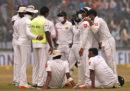 In India una partita di cricket è stata sospesa perché i giocatori vomitavano per l'aria inquinata
