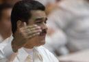 Nicolás Maduro ha detto di volersi ricandidare per un altro mandato da presidente del Venezuela