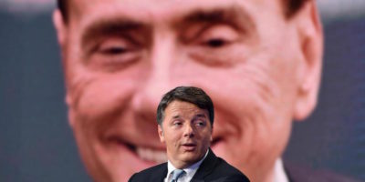 Renzi dice che il PD non farà un governo con Berlusconi