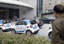 Da qualche ora ci sono dei problemi col servizio di car sharing car2go