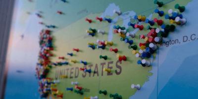 Piccolo atlante delle regioni statunitensi