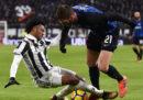 Juventus-Inter è finita 0-0