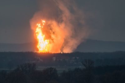 Gas naturale: esploso impianto in Austria, stato di emergenza in Italia