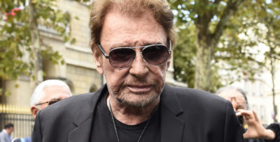 È morto Johnny Hallyday