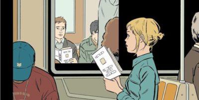 Libri, e altri libri, sulle copertine del New Yorker