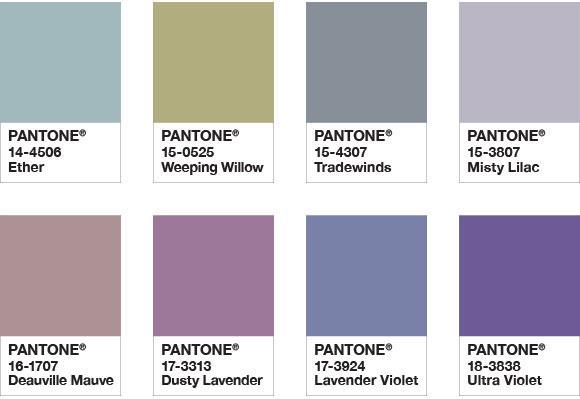 il colore pantone del 2018 ultra violet il post. Black Bedroom Furniture Sets. Home Design Ideas
