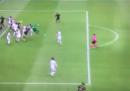 Il Benevento ha pareggiato contro il Milan con un gol del portiere all'ultimo minuto