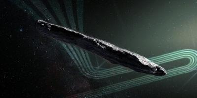 Alcuni ricercatori si chiedono se questo asteroide interstellare sia un'astronave aliena