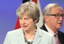 C'è un primo accordo su Brexit