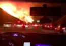 Per i pendolari della California non è stata una giornata come le altre
