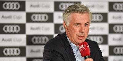 Cosa ha detto Carlo Ancelotti sulla Nazionale