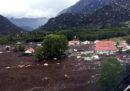 Una frana ha provocato almeno cinque morti e quindici dispersi in Cile