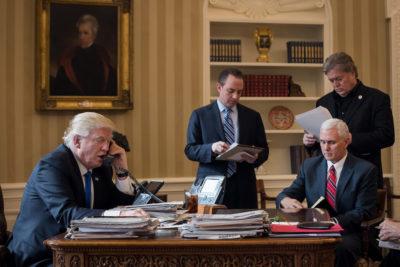 """Trump ha deciso che Steve Bannon """"ha perso la testa"""""""