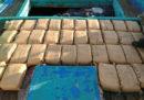 La marina militare australiana ha trovato più di 300 milioni di euro di droga su tre barche nel mar Arabico