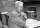 È morto il giornalista Everardo Dalla Noce, aveva 89 anni