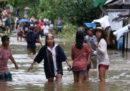 Almeno 26 persone sono morte nelle Filippine per le frane dovute alle forti piogge dei giorni scorsi