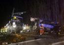 L'incidente tra uno scuolabus e un treno in Francia