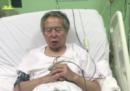 L'ex presidente peruviano Alberto Fujimori ha chiesto perdono