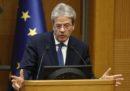 Il presidente del Consiglio Paolo Gentiloni ha detto che si candiderà come deputato alle elezioni politiche, nel Collegio uninominale di Roma 1