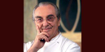 La ricetta più famosa di Gualtiero Marchesi