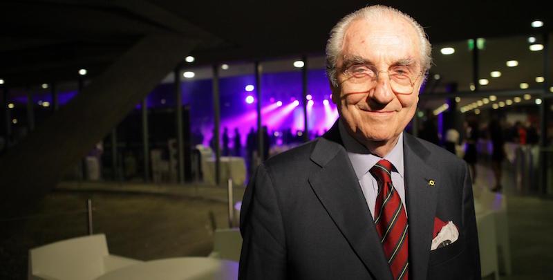 È morto Gualtiero Marchesi - Il Post