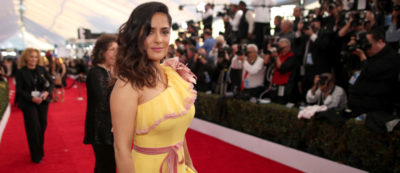 Il racconto di Salma Hayek su quello che le ha fatto Harvey Weinstein