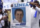 Il presidente dell'Honduras Juan Orlando Hernandez è stato dichiarato vincitore delle elezioni del 26 novembre