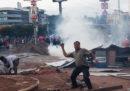 C'è una grave crisi politica in Honduras