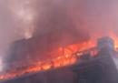 C'è stato un incendio in una sauna a Jecheon, in Corea del Sud: si pensa che siano morte 15 persone