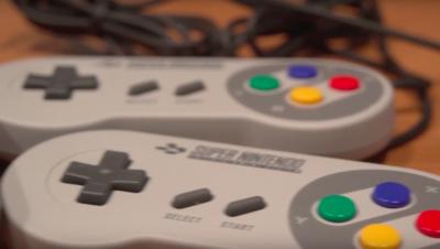 Il Super Nintendo Classic Mini, per adulti