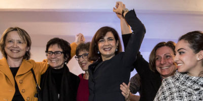 La presidente della Camera Laura Boldrini si candiderà con Liberi e Uguali