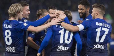 La Lazio ha battuto 4-1 il Cittadella e si è qualificato ai quarti di finale di Coppa Italia