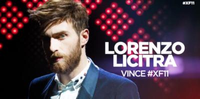 Lorenzo Licitra ha vinto X Factor 11