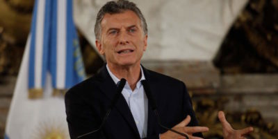 L'Argentina ha chiesto al FMI di anticipare il prestito da 50 miliardi di dollari