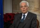 Come vedere in streaming il discorso di fine anno di Mattarella