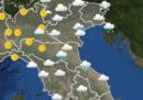 Le previsioni meteo per domani, sabato 9 dicembre