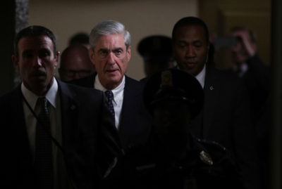 Russiagate:Mueller vede email transition