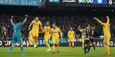 Cosa ci ha detto Napoli-Juventus