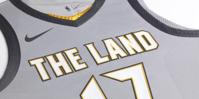 Le nuove divise della NBA