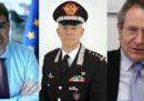 Il governo ha nominato i nuovi capi della Consob, dei Carabinieri, dello Stato Maggiore dell'esercito e della Corte dei Conti