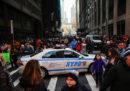 Il livello di criminalità a New York è a un nuovo minimo